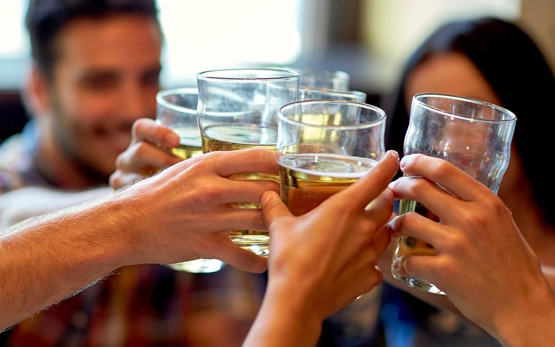 How bad is it to break a fast with alcohol?