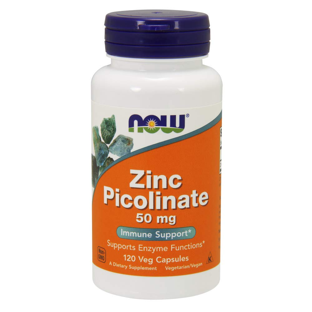 Zinc capsules you can find on Amazon