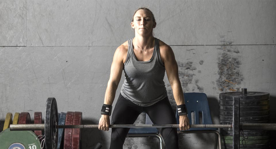 More muscle mass doesn't nessarily mean more strength