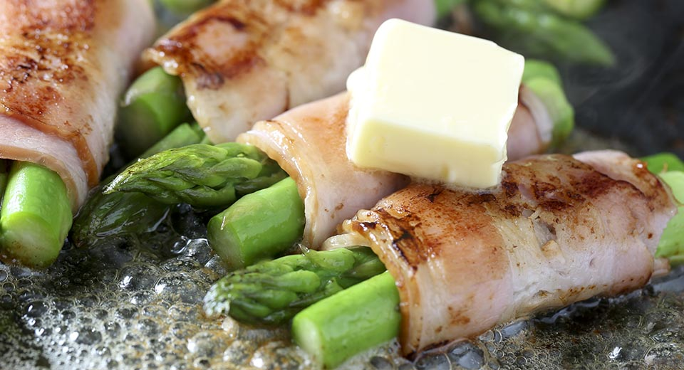 The ketogenic diet allows for as much healthy fat as you want