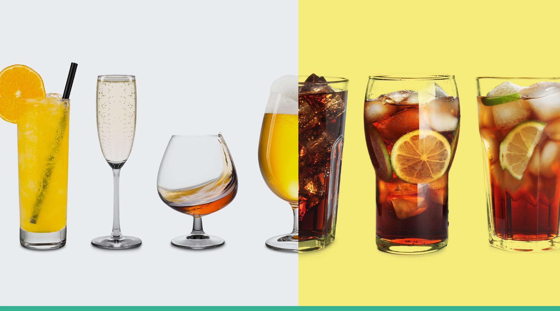 Alcohol Vs. Soft Drinks Which is Worse: The Complete Comparison