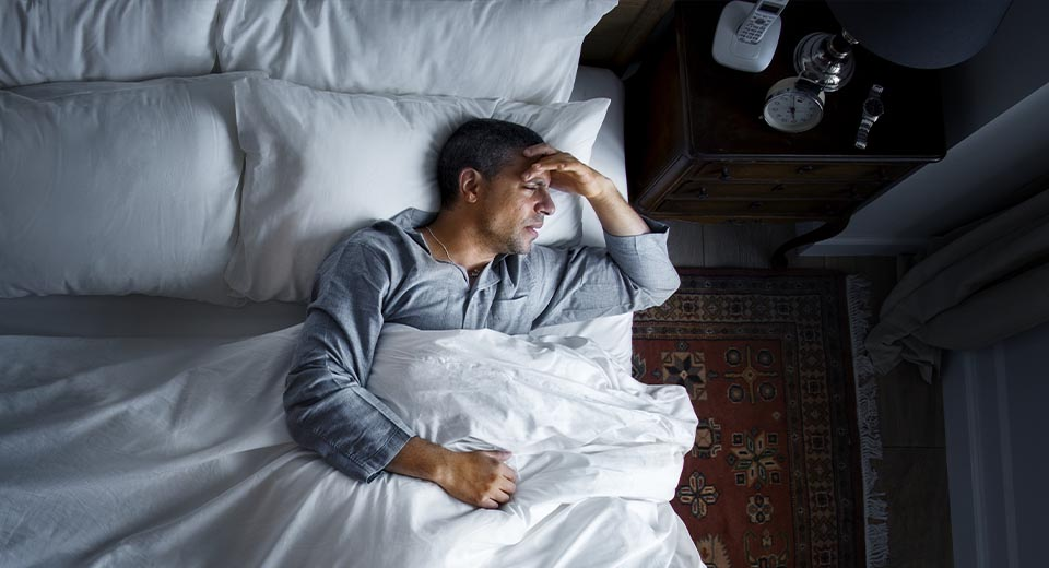 Fasting Could Dicrease REM Sleep